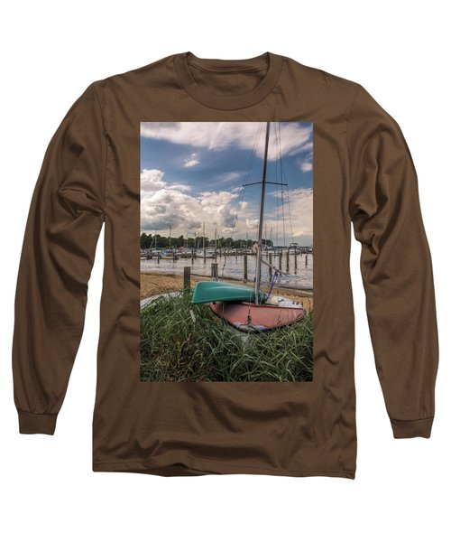 In The Weeds Long Sleeve T-Shirt