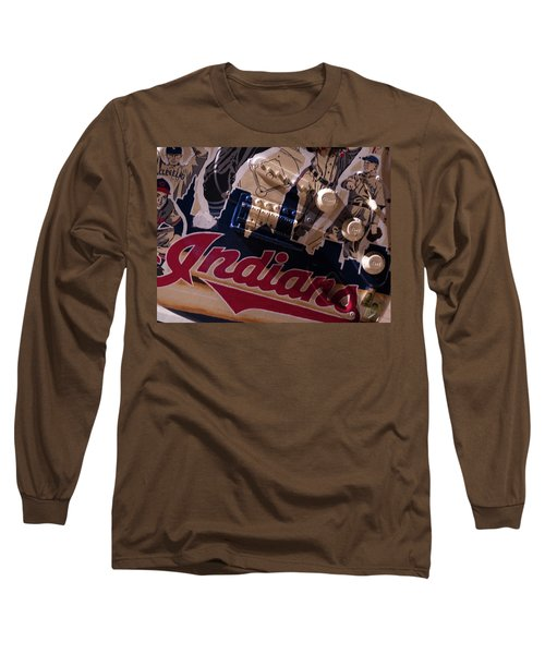 Indians Rock Long Sleeve T-Shirt
