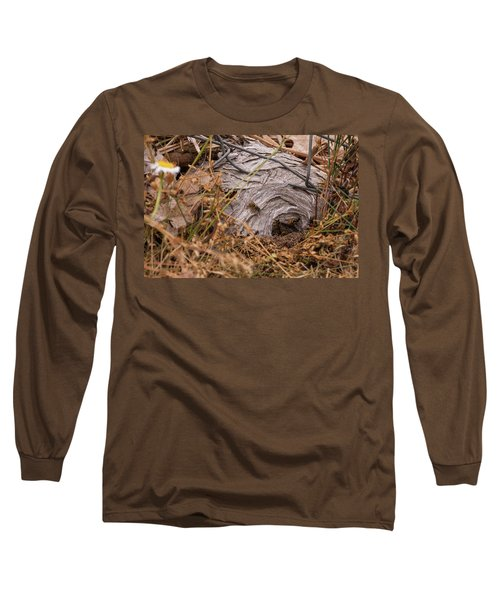 Long Sleeve T-Shirt featuring the photograph Inl-14 by Ellen Lentsch