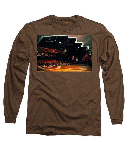 Inside Grand Ole Opry Nashville Long Sleeve T-Shirt