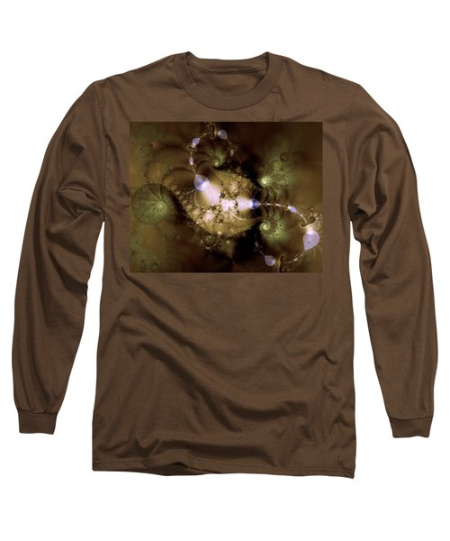 Intergalactica Long Sleeve T-Shirt by Casey Kotas