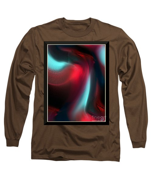 Interior Of Desire In Development Long Sleeve T-Shirt
