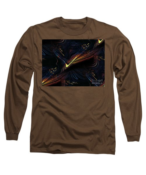 Meditative Vision Long Sleeve T-Shirt