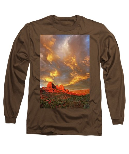 Into Eternity Long Sleeve T-Shirt