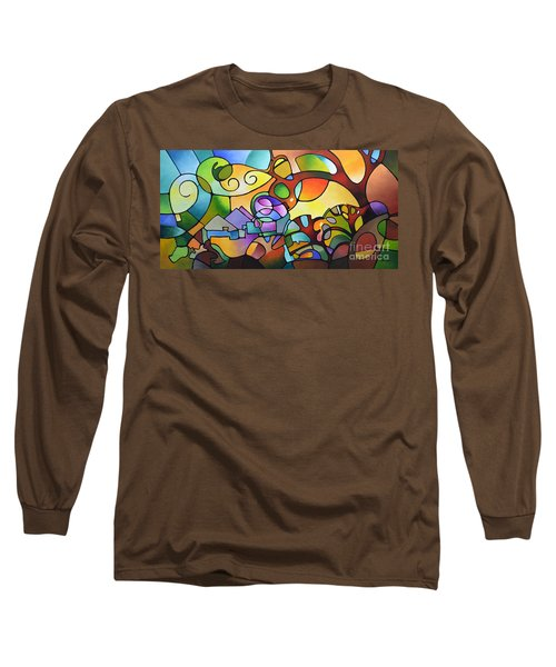 Into The Day Long Sleeve T-Shirt