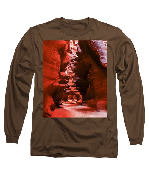 Into The Maze Long Sleeve T-Shirt