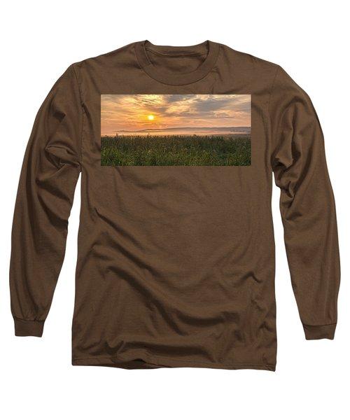Into The Misty Sunrise Long Sleeve T-Shirt