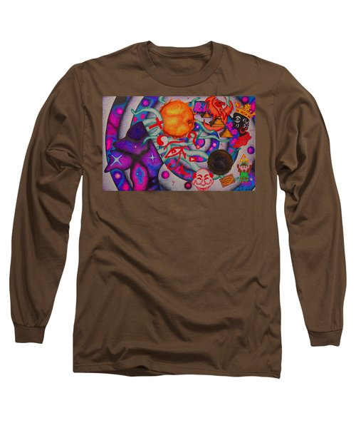 Introverse Long Sleeve T-Shirt