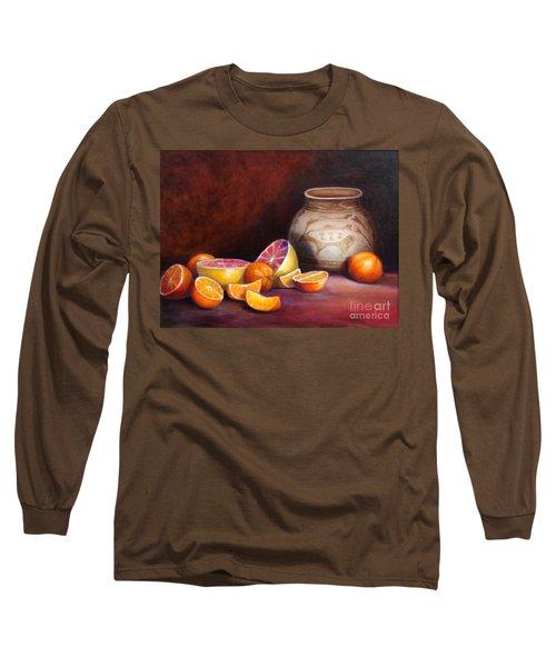 Iranian Still Life Long Sleeve T-Shirt