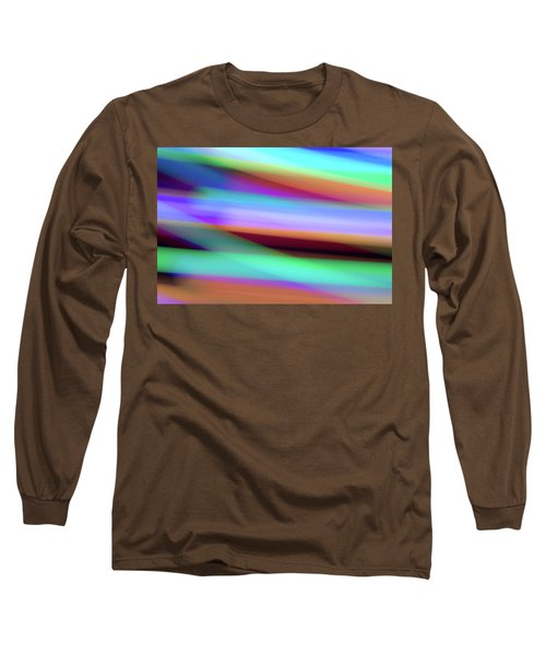 Long Sleeve T-Shirt featuring the photograph Iridescence by Shara Weber