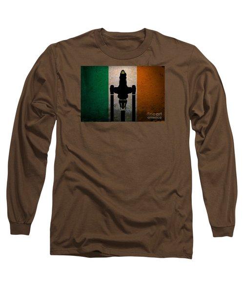 Irish Brown Coats Long Sleeve T-Shirt
