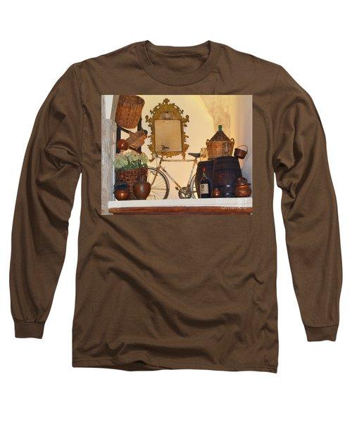Italian Osteria Long Sleeve T-Shirt