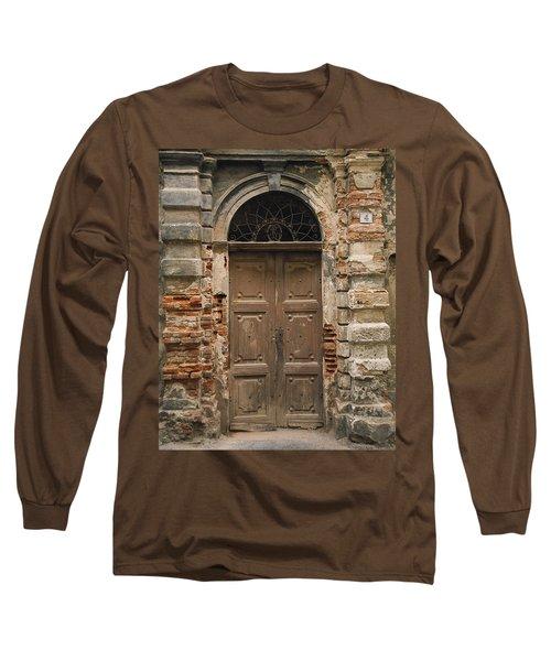 Italy - Door Four Long Sleeve T-Shirt