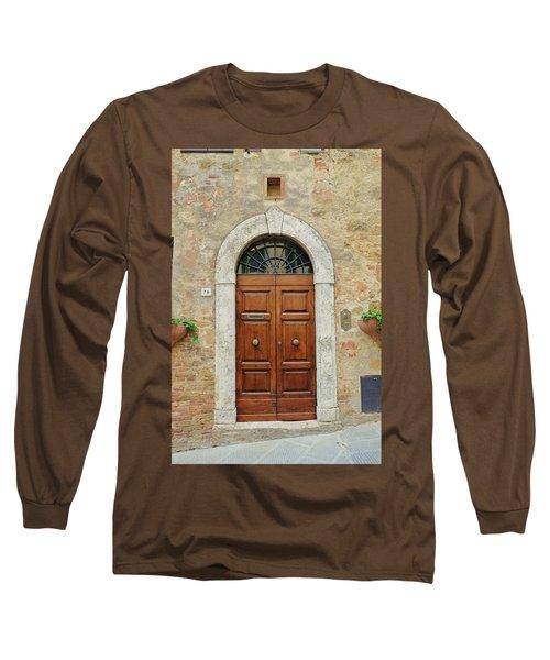 Italy - Door Twelve Long Sleeve T-Shirt