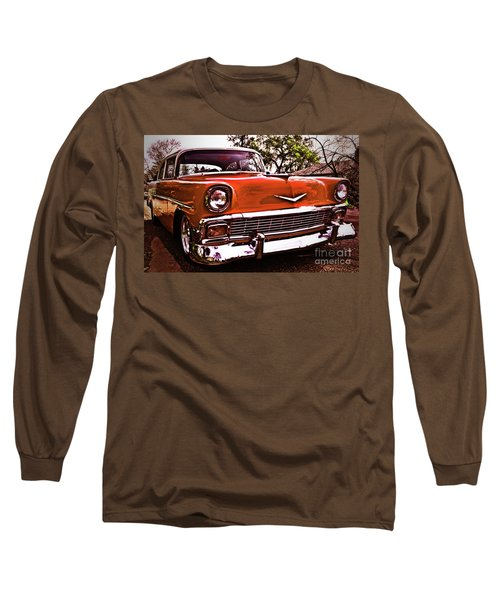 It's A Chevy Long Sleeve T-Shirt