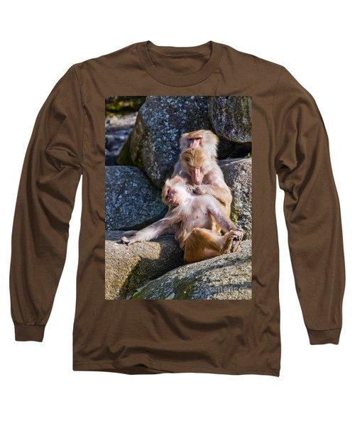 Its A Hard Life Long Sleeve T-Shirt