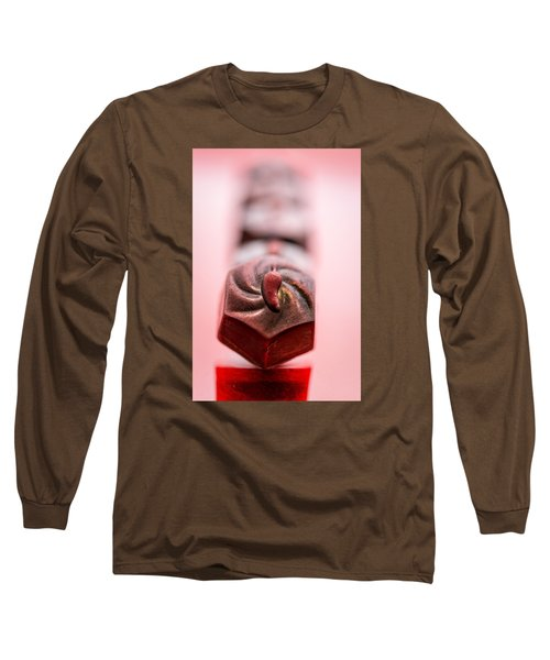 It's Chili Hot Long Sleeve T-Shirt by Sabine Edrissi