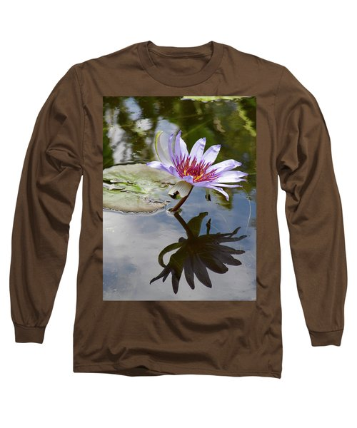 Its Shadow Long Sleeve T-Shirt