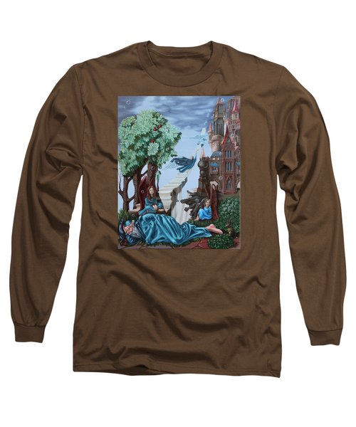 Jacob's Ladder Long Sleeve T-Shirt