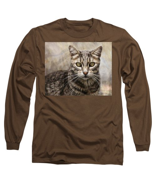 Janie's Kitty Long Sleeve T-Shirt