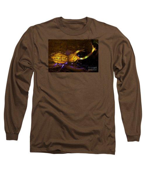 Japanese Beatle Lantern Long Sleeve T-Shirt