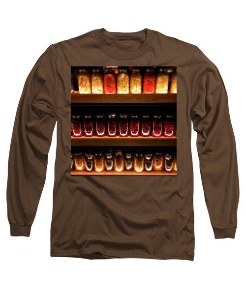 Jar World Long Sleeve T-Shirt