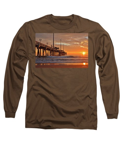 Jennettes  Pier Long Sleeve T-Shirt