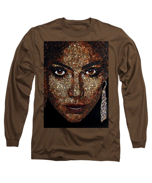 Jennifer Lopez Long Sleeve T-Shirt