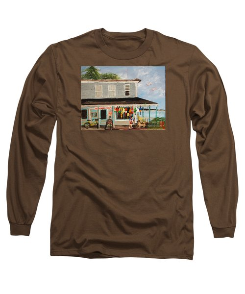 Jenn's Store Long Sleeve T-Shirt