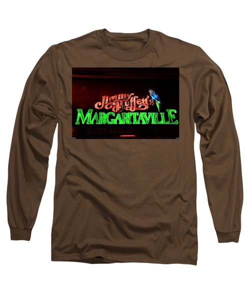 Jimmy Buffett's Margaritaville Long Sleeve T-Shirt