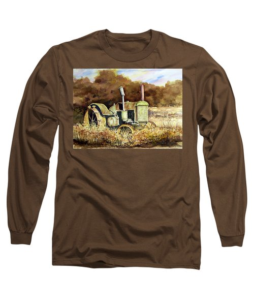 Johnny Popper Long Sleeve T-Shirt by Sam Sidders