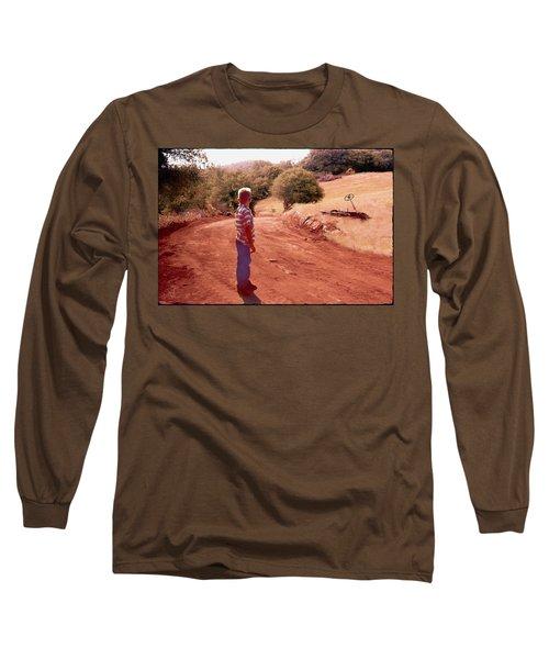 Johnny Long Sleeve T-Shirt