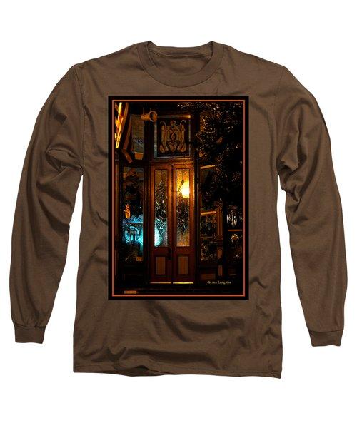 Long Sleeve T-Shirt featuring the photograph Jonesborough Tennessee 14 by Steven Lebron Langston