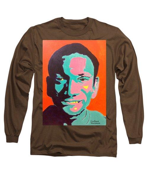 Joshua Adventure  Long Sleeve T-Shirt by Joshua Maddison