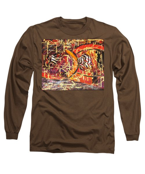 Joy Of Life Long Sleeve T-Shirt
