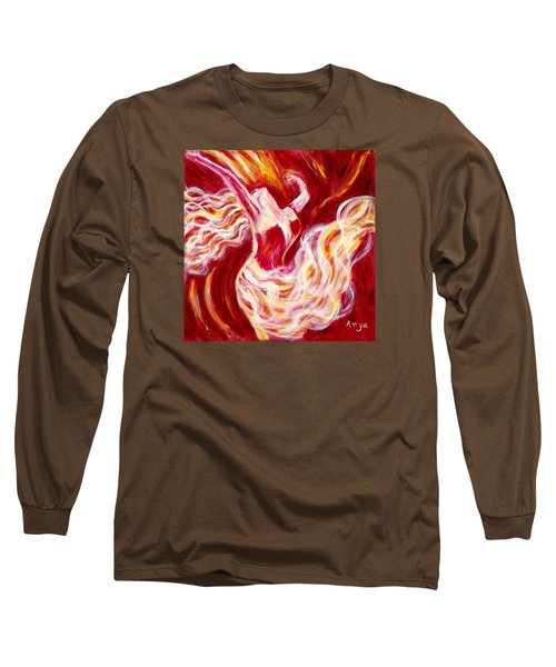 Jubilation Long Sleeve T-Shirt by Anya Heller