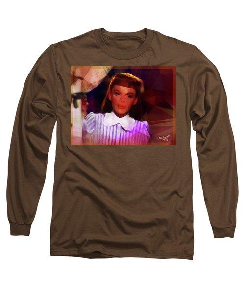 Judy Garland Long Sleeve T-Shirt