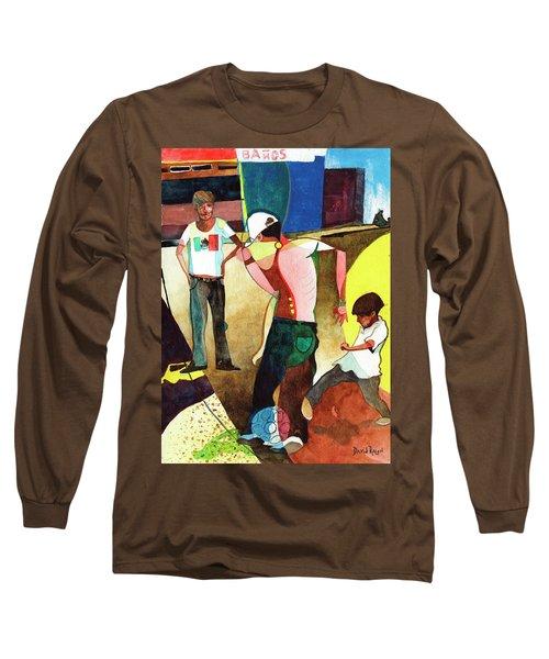 Jugando Long Sleeve T-Shirt