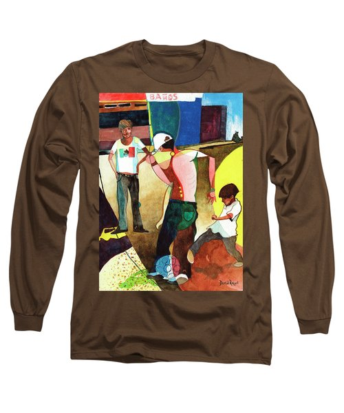 Jugando Long Sleeve T-Shirt