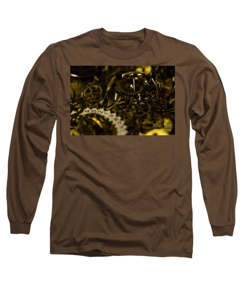Just A Cog In The Machine 2 Long Sleeve T-Shirt