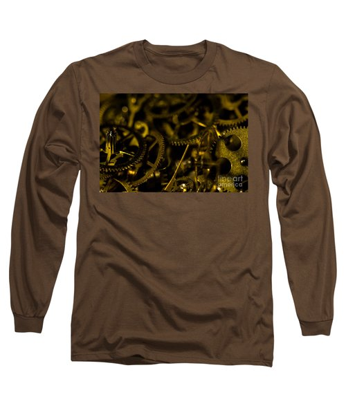 Just A Cog In The Machine 3 Long Sleeve T-Shirt
