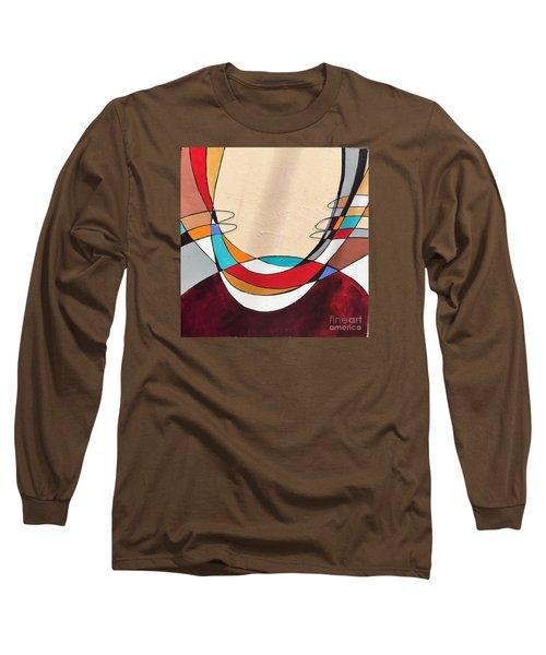 Just Curious Long Sleeve T-Shirt