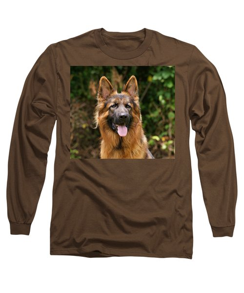 Kaiser - German Shepherd Long Sleeve T-Shirt