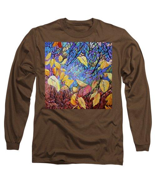 Kaleidescope Long Sleeve T-Shirt