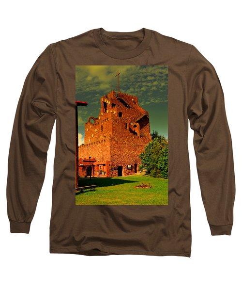 Kalkow-golgotha Of East Long Sleeve T-Shirt