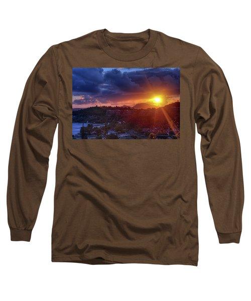 Kaneohe Sunrise Long Sleeve T-Shirt