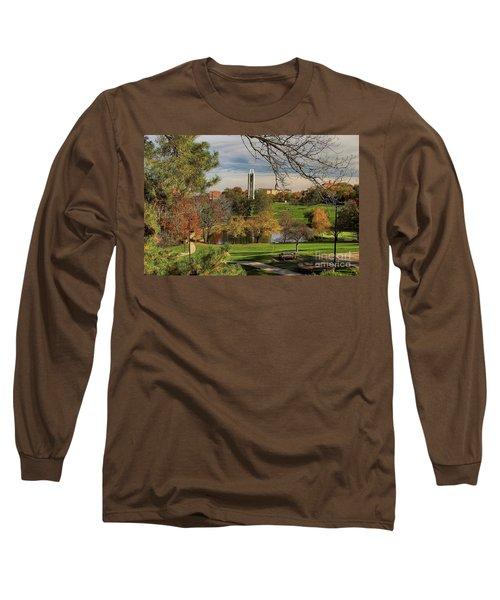 Kansas University Long Sleeve T-Shirt