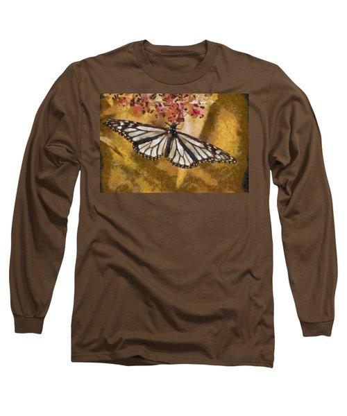 Karma Long Sleeve T-Shirt