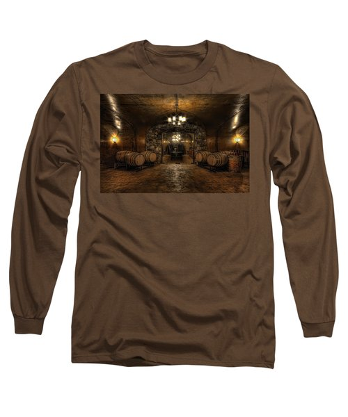 Karma Winery Cave Long Sleeve T-Shirt
