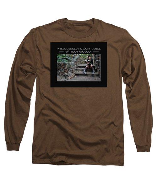 Kellie Peach 12-246 Long Sleeve T-Shirt